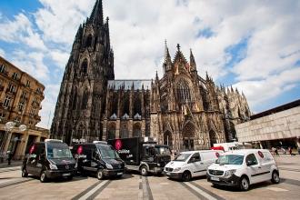 Die Cöln Cuisine am Kölner Dom.