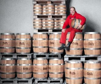 Immer oben auf mit einer Ausbildung in der FRÜH Brauerei.