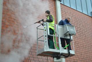 Ausbildung im Bereich der Gebäudereinigung