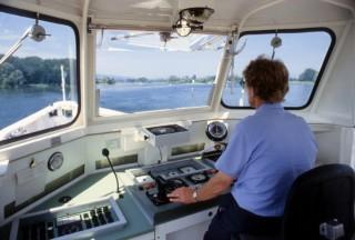 Ausbildung als Binnenschiffer