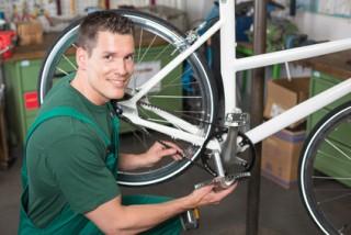 Als Fahrradmonteur setzt du Dinge in Bewegung.
