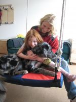 Fur die Ausbildung wichtig: Einfühlungsvermögen (Bildquelle: BED e.V.)