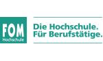 Logo Ausbildungsbetrieb FOM Hochschule