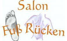 Salon FußRücken Logo
